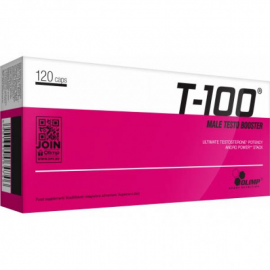 Olimp T-100 Male Testo Booster - 120 kaps.