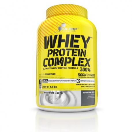 Olimp Whey Protein Complex 100% 1800g
