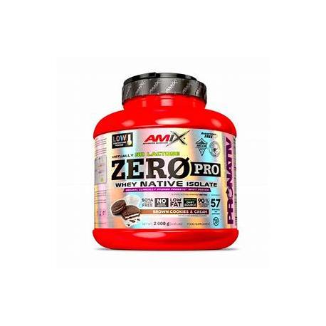 Amix ZeroPro Protein 2000g