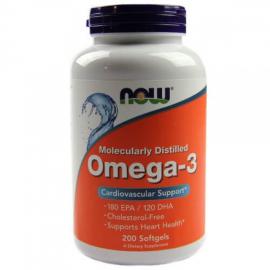 NOW omega 3 200kaps.