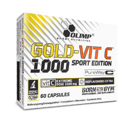 Olimp Gold Vit C 1000 60kaps