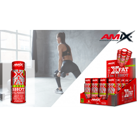 Amix ™ XFat® 2in1 SHOT BOX 20 x 60 ml.