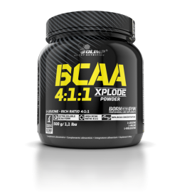 Olimp bcaa 4:1:1xplode powder 100porcijų