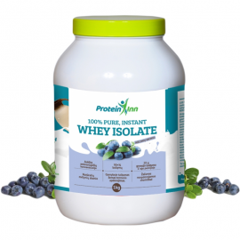 Protein inn isolate mėlynių skonio 1kg.