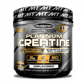 MuscleTech Platinum Creatine (400g)