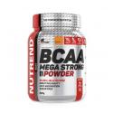 500gNutrend BCAA mega strong powder ratio 4:1:1
