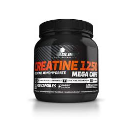Olimp Creatine Mega Caps 1250 400kaps.