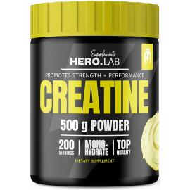 HERO.LAB Creatine 500g