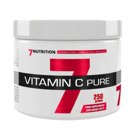 7Nutrition Vitamin C Pure 250g