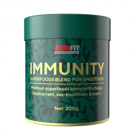 ICONFIT Immunity Superfoods (kokteiliams, 200 g)