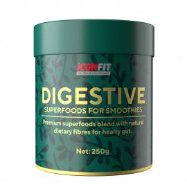 ICONFIT Digestive Superfoods (kokteiliams, 250 g)