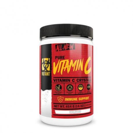 Mutant Pure Vitamin C 454 g.