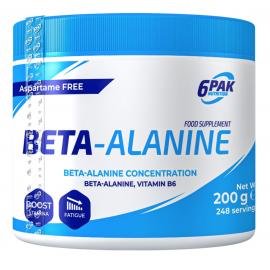 6pak beta-alanine 200g