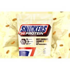 Snickers Hi Protein Whey Protein Powder 875 g.