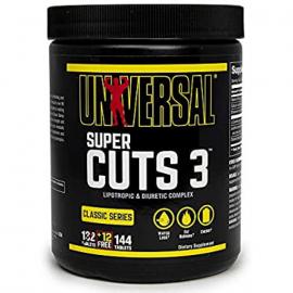 Universal Super Cuts - 44 porcijos (132 tabl.)