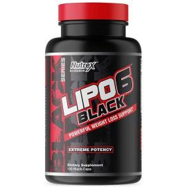 Nutrex Lipo 6 BLACK 60kaps.
