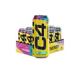 Cellucor C4 explosive energy drink (500ml.)