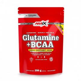 Amix Glutamine + BCAA powder 250g