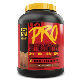 Mutant PRO Triple Whey Protein Blend 2.27kg