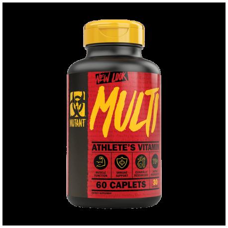 PVL Mutant Core Multi Vitamins 60kaps.