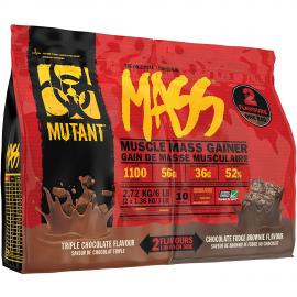 Mutant Mass gainer 2x1,36kg