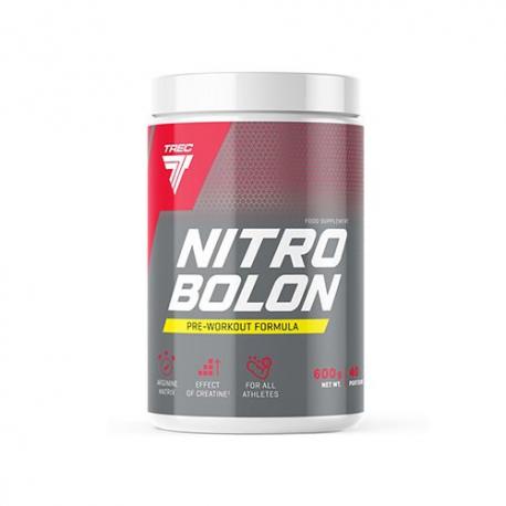 TREC Nitrobolon pre-workout 600g