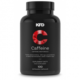KFD CAFFEINE 100 caps