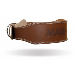 Madmax Apsauginis odinis diržas Full leather