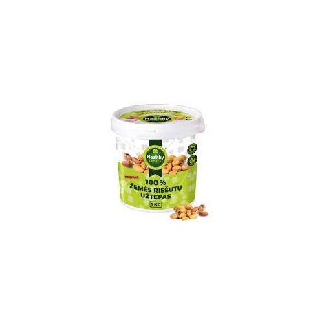 Healthy Choice žemės riešutų sviestas 1000 g