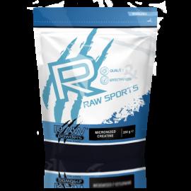 Raw Powders Micronized Creatine 250g