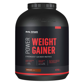 Body Attack Weight Gainer 4750g
